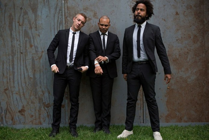 "Major Lazer & Bad Royale Collide on ""My Number"""