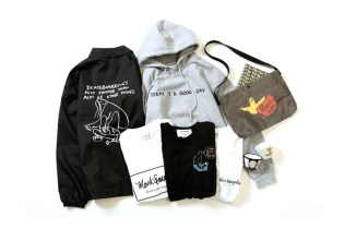 Mark Gonzales & Journal Standard Drop an Exclusive Collaboration