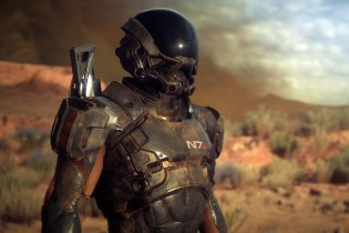 'Mass Effect: Andromeda' Drops Official Gameplay Trailer