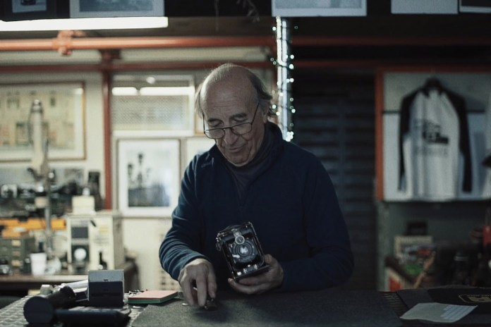 Meet the Passionate 76-Year-Old Who's Spent His Entire Life Repairing Cameras