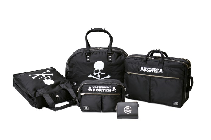 mastermind JAPAN Teams up With PORTER for a Seoul-Exclusive Collection