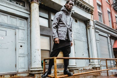 Adonis Bosso Explores the Streets of NYC in Matiere's 2016 Winter Collection