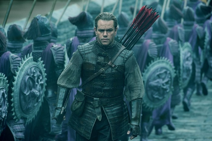Matt Damon Stars in the Expansive New Trailer for 'The Great Wall'