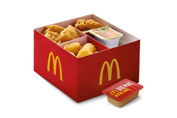 McDonald's Introduces Its Own Version of Tater Tots