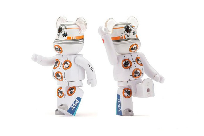 Medicom Toy Is Releasing a 100% BB-8 BE@RBRICK