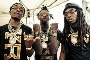 """Watch Migos' Performance of """"Bad and Boujee"""" Live in Nigeria"""