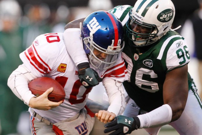 How the MMA Helped Mo Wilkerson Become the Highest Paid Defensive End in the NFL