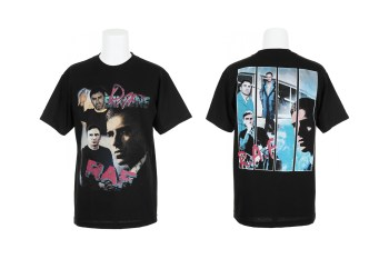 colette x Modern Man Pay Homage to Famous Designers With Band T-Shirt Collection