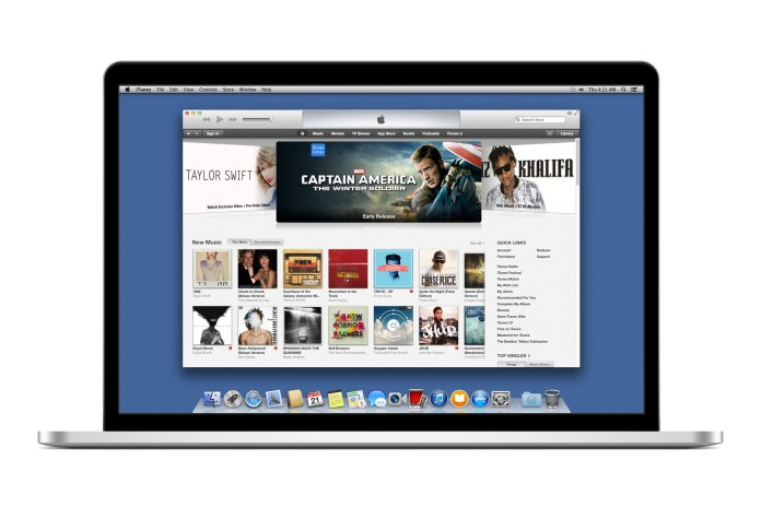 Movies Could Hit iTunes After Just Two Weeks in Theaters