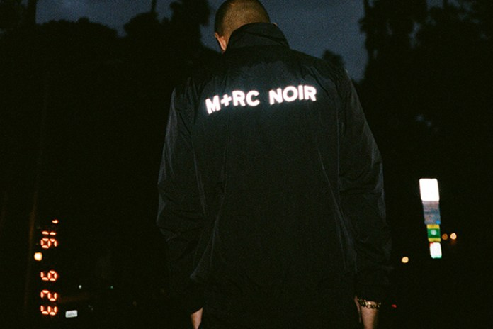 M+RC NOIR 2017 Spring/Summer Lookbook Highlights the Modern Day Tracksuit