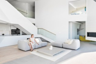 The MU77 House Is a Work of Art in Hollywood Hills