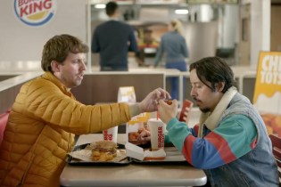 Napoleon Dynamite and Pedro Are Still BFFs in Latest Burger King Ad