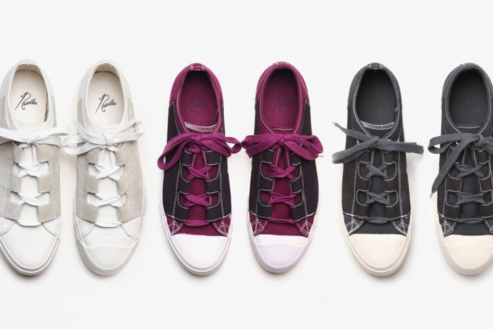 NEEDLES Wraps the Asymmetric Ghillie Sneaker in New Colorways for 2017 Spring/Summer