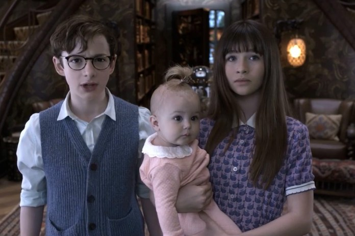 Netflix Releases a Second Trailer for 'Lemony Snicket's a Series of Unfortunate Events'