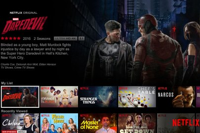 Redesigned Netflix Launches Video Previews