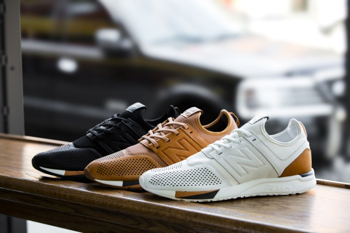 New Balance Is Dropping a Luxe Trio of 247s