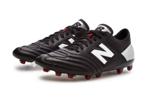 New Balance Brings Football Home With Launch of British-Made MiUK ONE Boot
