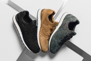 New Balance Gives the 696 Model a 'Deconstructed' Makeover