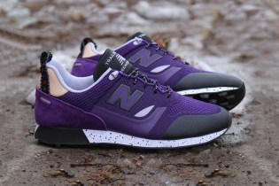 New Balance's Trailbuster Re-Engineered Goes Regal in Purple