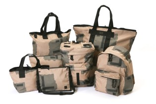 NEXUSVII. And M.I.S Come Together for a Camouflage Baggage Capsule Collection