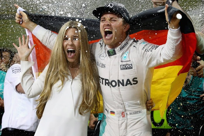 Nico Rosberg Retires 5 Days After Winning the Formula 1 Title