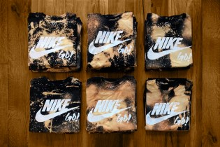 Nigel Sylvester Unveils Limited Run of Bleached T-Shirts