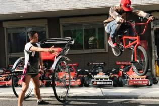 Nigel Sylvester Real-Life Mario Karts His Way Through Tokyo