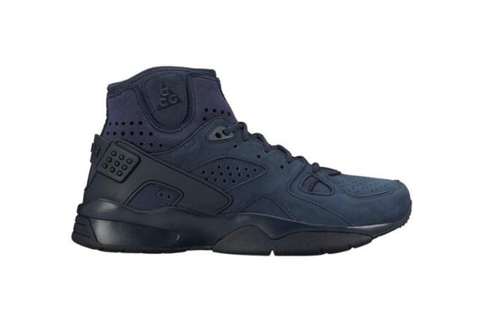 """The Nike ACG Air Mowabb Receives A """"Dark Obsidian"""" Colorway"""