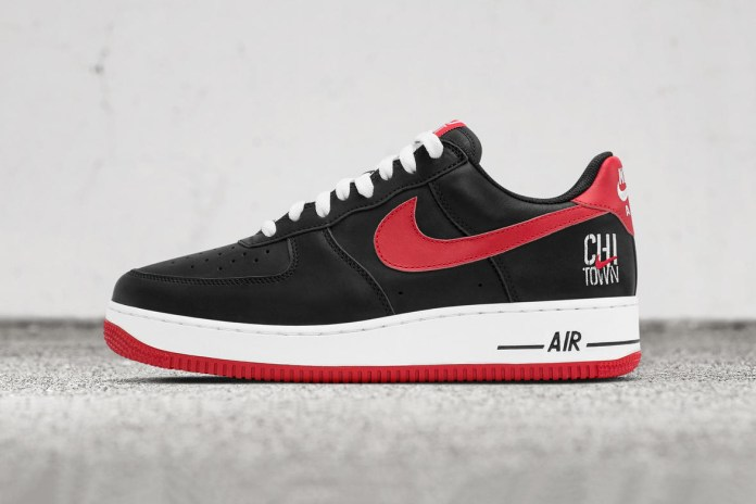 The Windy City Gets an Exclusive Nike Air Force 1