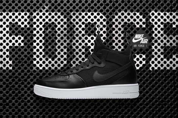 Nike's Air Force 1 Ultra Force Mid Debuts Next Week