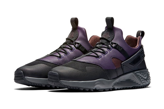 Nike Air Huarache Utility Receives a Familiar ACG Colorway