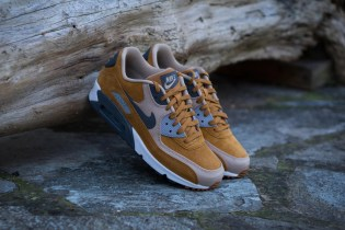"Nike Air Max 90 Gets A ""Desert Ochre"" Colorway for the New Year"