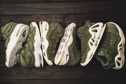 The Nike Air Max Uptempo Gets a Nubuck/Suede Makeover