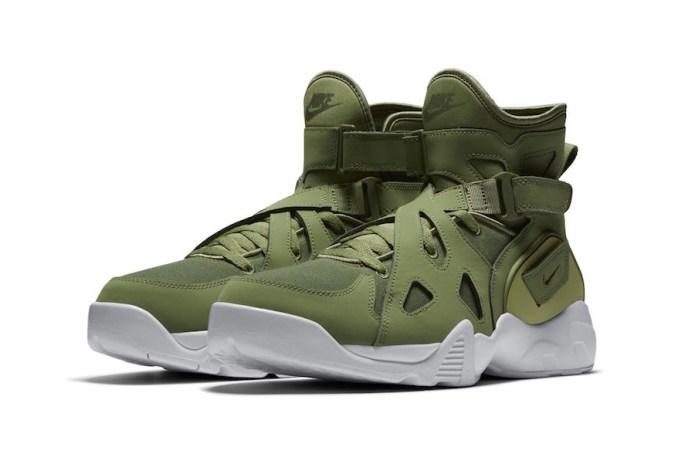 "The Nike Air Unlimited Gets An ""Urban Haze"" Treatment"