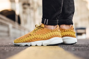 Nike's Air Woven Footscape Ushers in Desert and Black Colorways