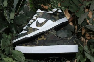 Nike Skateboarding Gives the Dunk and Zoom Stefan Janoski HT Camo Makeovers