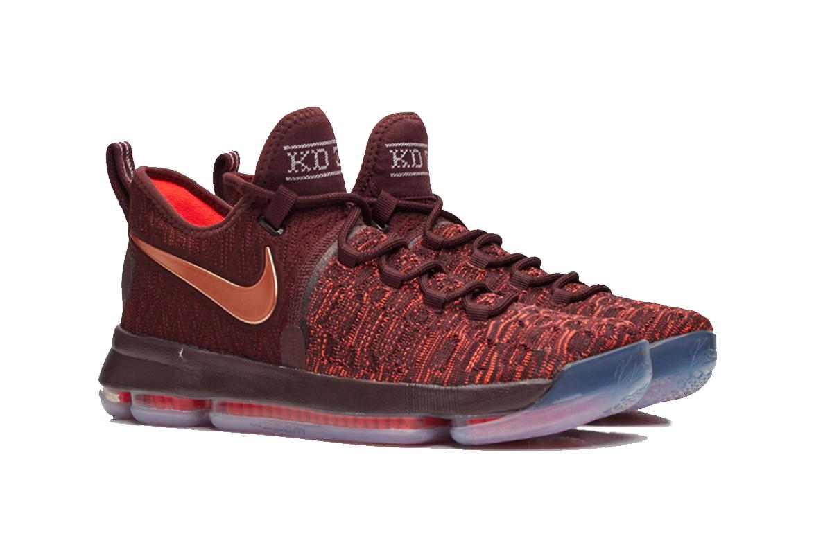 "Nike KD 9 ""The Sa... Kd 6 Colorways"