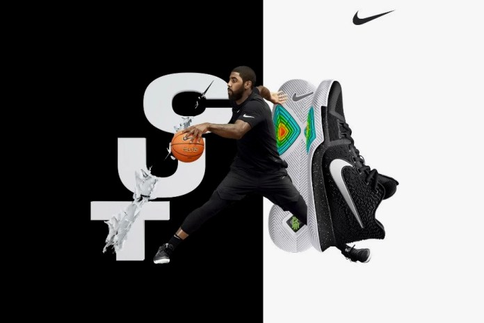 Nike Basketball Unveils a First Look at the Upcoming Nike Kyrie 3