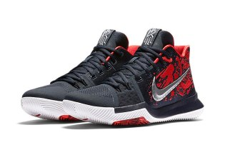 Nike Chooses the Kyrie 3 'Samurai' for Its Christmas Day Mystery Drop