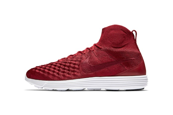 The Nike Lunar Magista II Flyknit Gets Festive for the Holidays