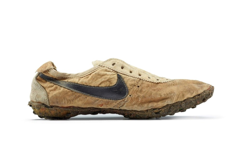 Who Made The First Pair Of Nike Shoes
