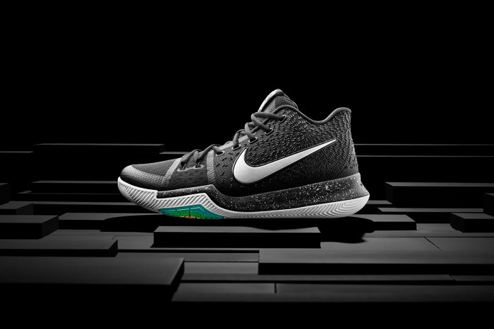 Nike Basketball Officially Reveals the Kyrie 3