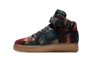 """Nike Introduces a """"What The"""" Collaboration With Pendleton"""