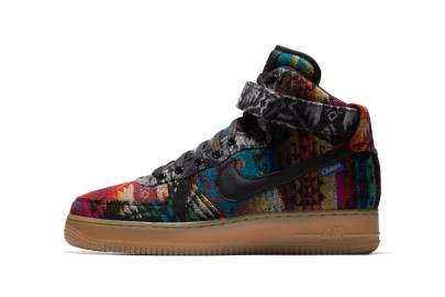 "Nike Introduces a ""What The"" Collaboration With Pendleton"