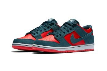 "Nike ""Shark"" SB Dunk Set to Return in January 2017"