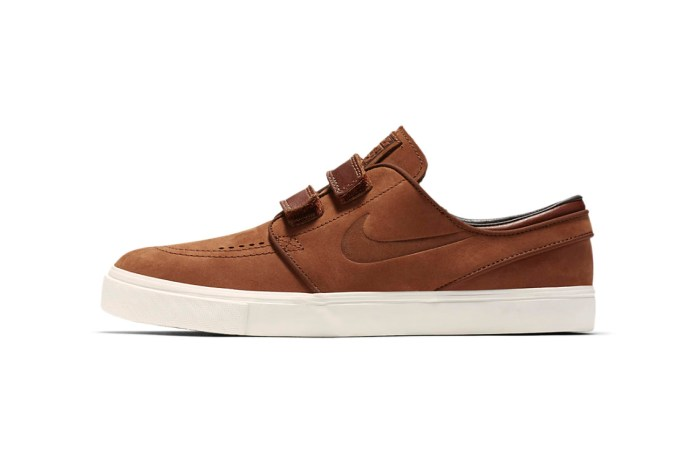 Nike SB Is Bringing Back the Strapped Janoski in Premium Leather