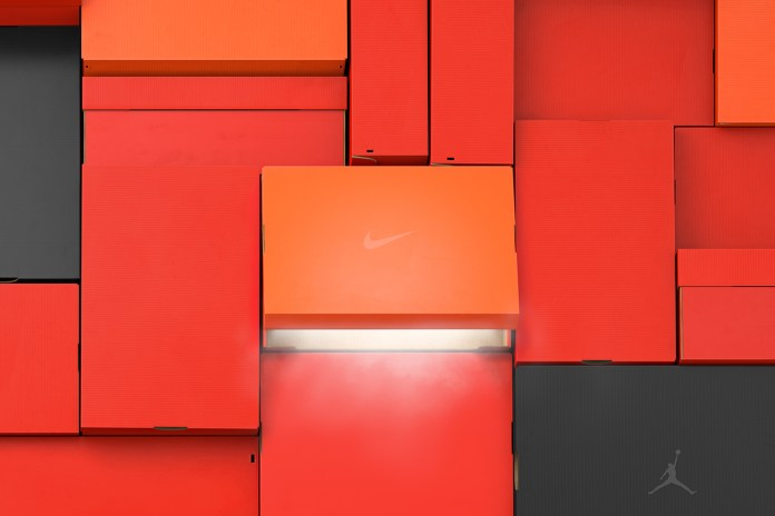 Nike+ SNKRS Has a Special Restock Planned for Christmas Day