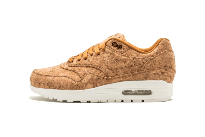 Nike Soho Dropped an Extremely Limited Cork Air Max 1
