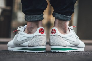 "Nike Reveals a New ""Stop Sign"" Inspired Cortez"