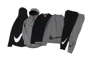 "Nike Tech Fleece ""Big Swoosh"" Collection Solidifies Your Loyalty This Season"